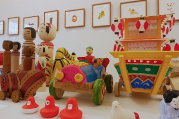 日本の郷土玩具