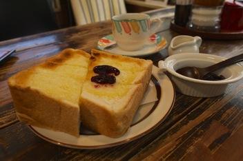 玉子屋のトースト