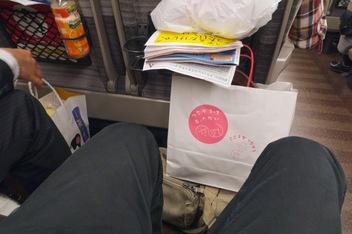 玉子屋の紙袋です